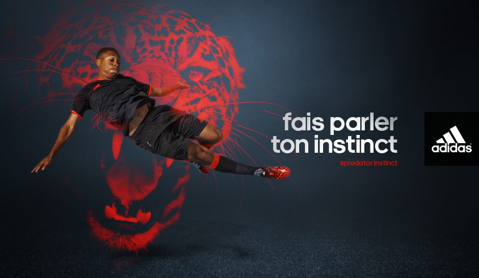 Adidas Predator » La nouvelle génération du football français»