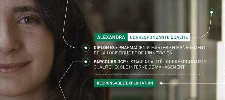 OCP – Des talents au service de la santé